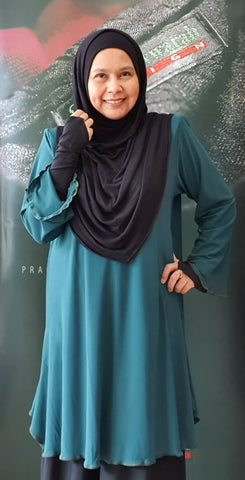 "Tunic ""The Brand"" ~ Dark Green"