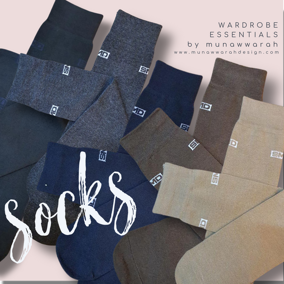 Plain Socks Set