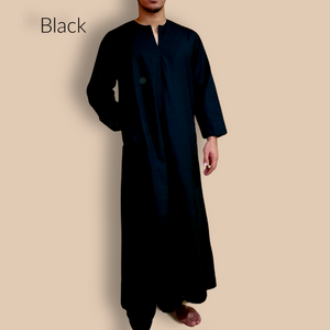 Men Jubah Cotton