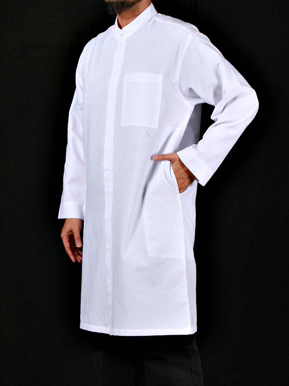 Knee Length MunawwarahMen® Shirt