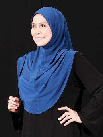 Iriesya  TT Lycra ~ Royal Blue