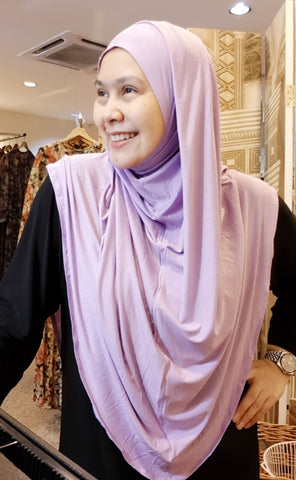 Iris Munawwarah - cotton Viscose ( Iriesya Soft Awning )