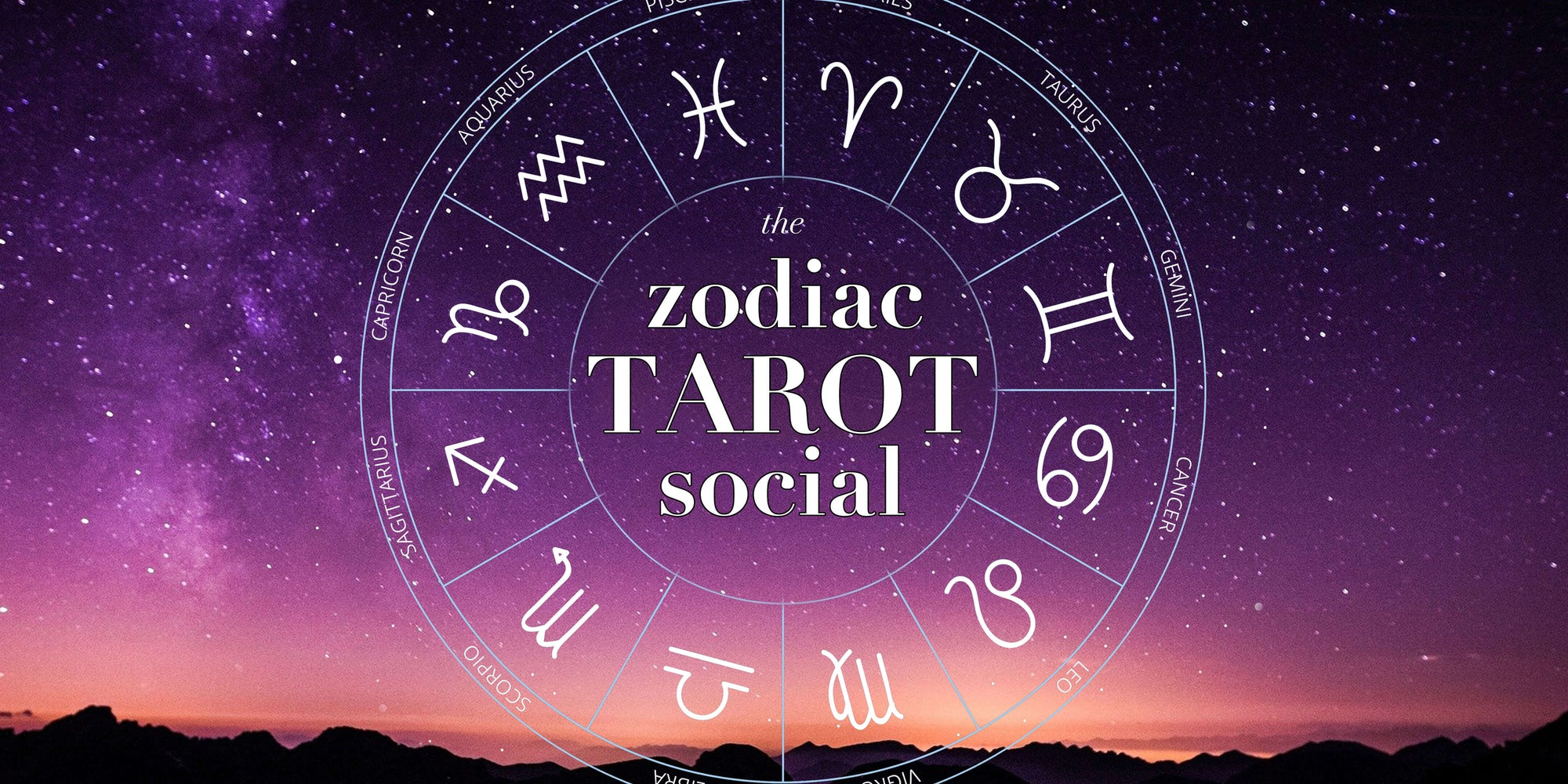 The Zodiac Tarot Social