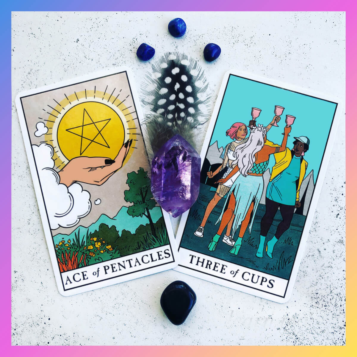 Live Video Tarot Card Readings