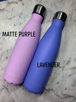 500ml Stainless Steel Water Bottle (Type 1)