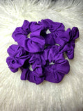 Cadbury Purple Scrunchie