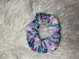 Pastel Mermaid Scrunchie
