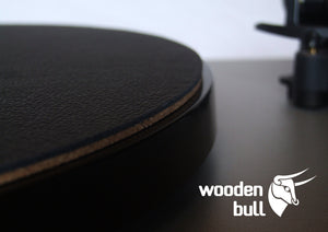 Wooden Bull - Classic Black -  €9.50 Worldwide Shipping