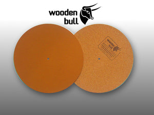 Wooden Bull - Retro Tan - €9.50 Worldwide Shipping