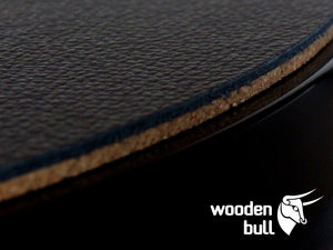 Wooden Bull - Classic Black - Shipping Worldwide €7,50
