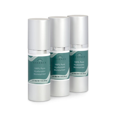 100% Pure Hyaluronic Moisturizer - Photo of 3 of these products