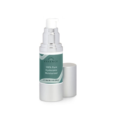 100% Pure Hyaluronic Moisturizer - Photo of the pump on this bottle