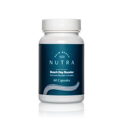 Beach Day Booster Immune Support Capsules