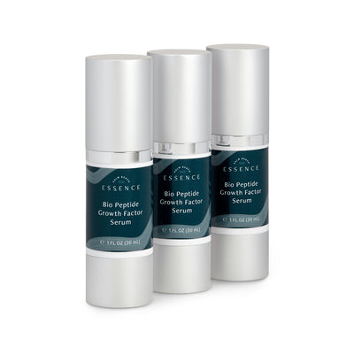 Bio-Peptide Grown Factor Serum - Photo of 3 of these products