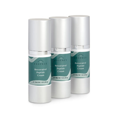 Resveratrol Peptide Cream - Photo of 3 of these products