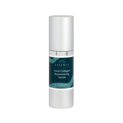 Total Collagen Rejuvenating Serum - Front of product bottle