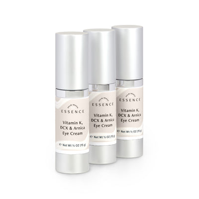 Vitamin K, DCX & Arnica Eye Cream - Photo of 3 of these products
