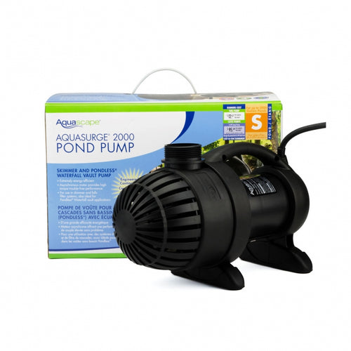 Aquascape AquaSurge 2000 GPH Pond Pump