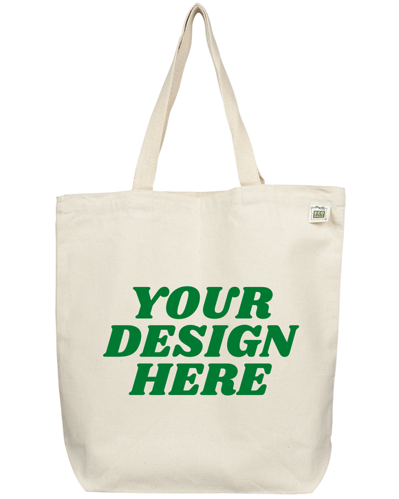 Custom Printed Tote - Order Qty 50+