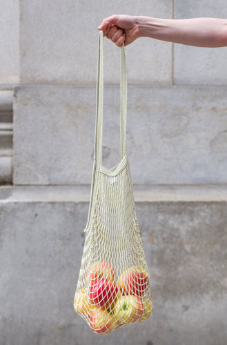 Organic Cotton String Bag - Hygge Collection