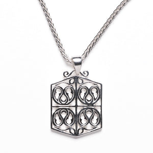Biltmore® Trefoil Necklace