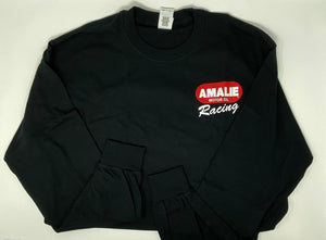 AMALIE Racing Splash Long Sleeve T Shirt