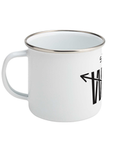Load image into Gallery viewer, Stay Wild Enamel Camping Mug - Be More Wild