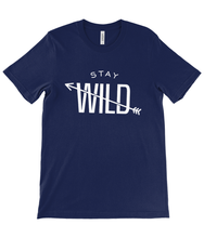 Load image into Gallery viewer, T-Shirt Stay Wild - Be More Wild