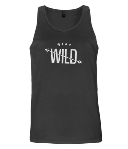 Stay Wild Vest - Be More Wild
