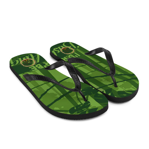 I'd Rather Be Bushcrafting Flip-Flops By Be More WIld - Be More Wild
