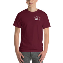 Load image into Gallery viewer, #Stay Wild - Be More Wild Slogan - Short Sleeve T-Shirt - Be More Wild