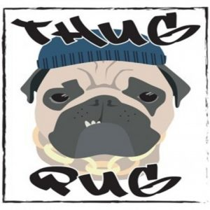 Monkey Business - Thug Pug 🚻