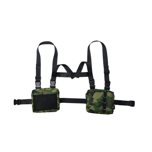 Mad Gear Tactical Harness - Wrathworks