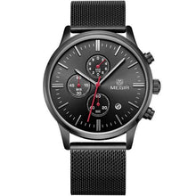 The Chronos Industry Black