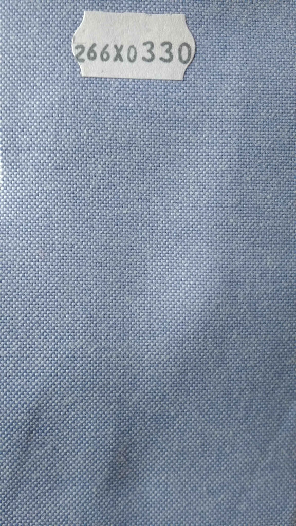 FM01_Cyan Chambray Fabric