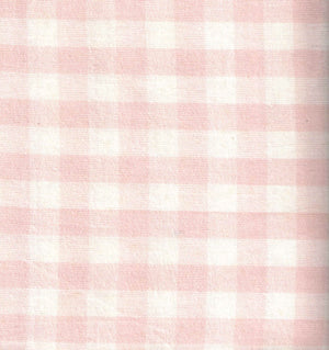 1_ Red Checks Fabric