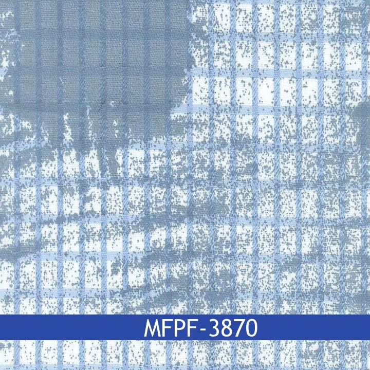 FM01_Cyan Checks Fabric