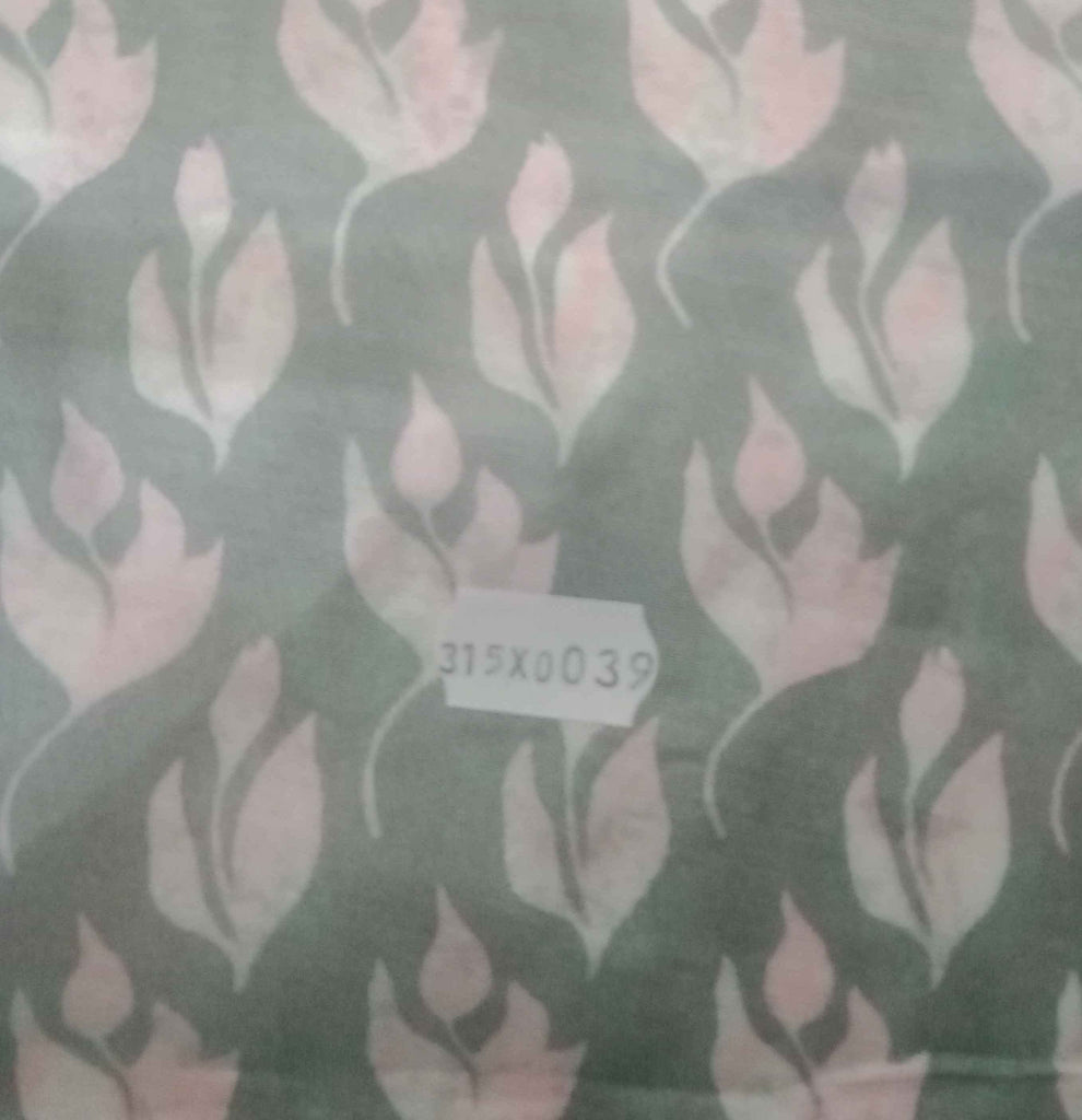 FM01_Muslin; poly Prints Fabric