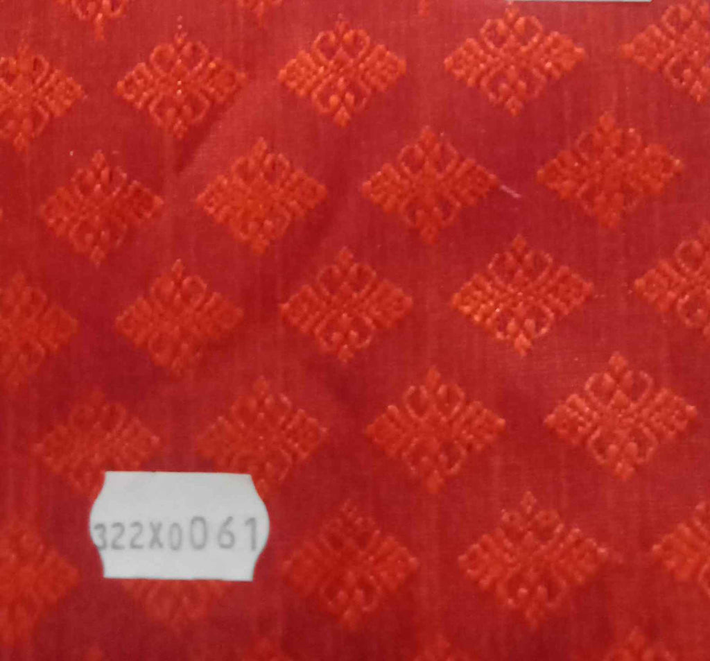 FM01_Red Prints Fabric