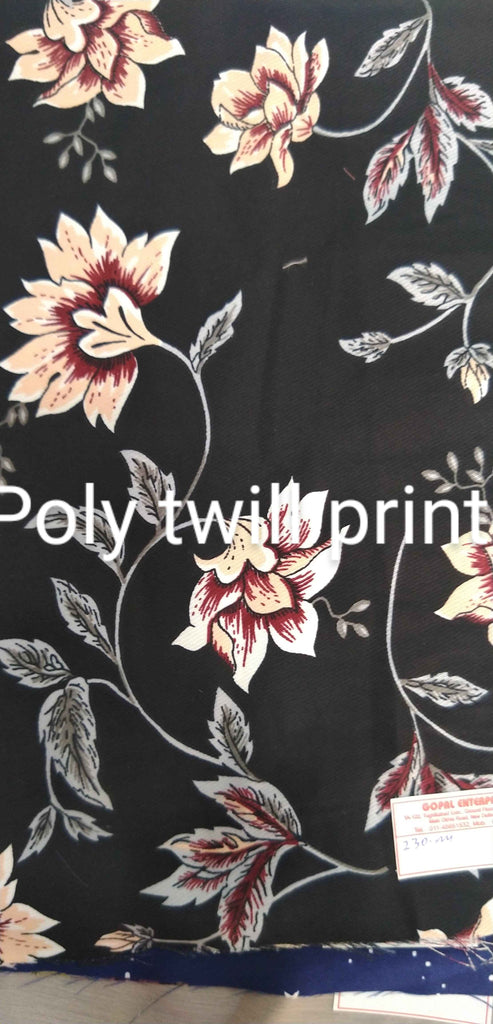 FM01_Polyester Prints Fabric