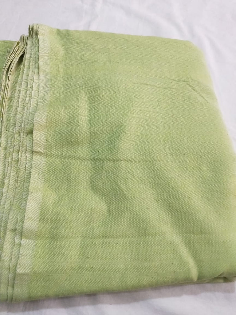 FM01_Pure cotton Green Fabric