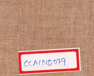 Brown 100% Cotton Natural Dye Fabric