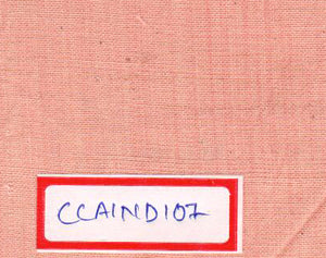 Pink 100% Cotton Natural Dye Fabric