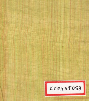 FM06_100% cotton Yellow Stripes Fabric