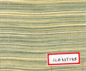 FM06_100% cotton Yellow Slub Fabric