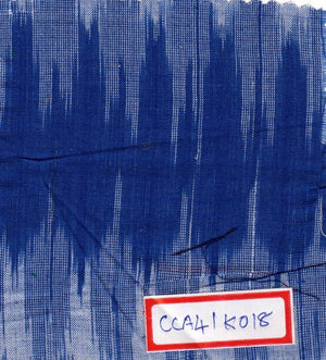 FM06_100% cotton Blue Textured Fabric