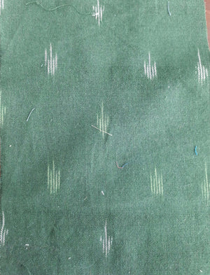 FM06_100% cotton Green Solids Fabric