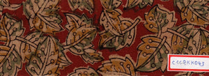 FM06_100% cotton Orange Prints Fabric
