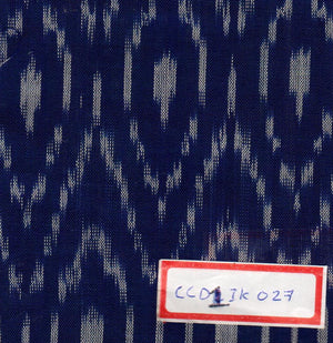 FM06_100% cotton Blue Fabric
