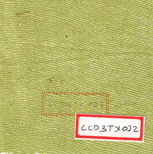 Light Green 100% Cotton Textured Fabric